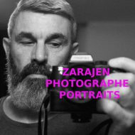 ZARAJEN PHOTOGRAPHE PORTRAITISTE